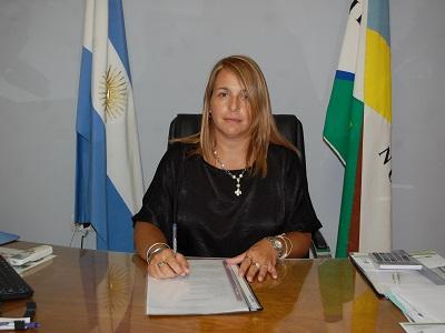 La esposa de Cavagnero quedó a cargo de Villa Nueva
