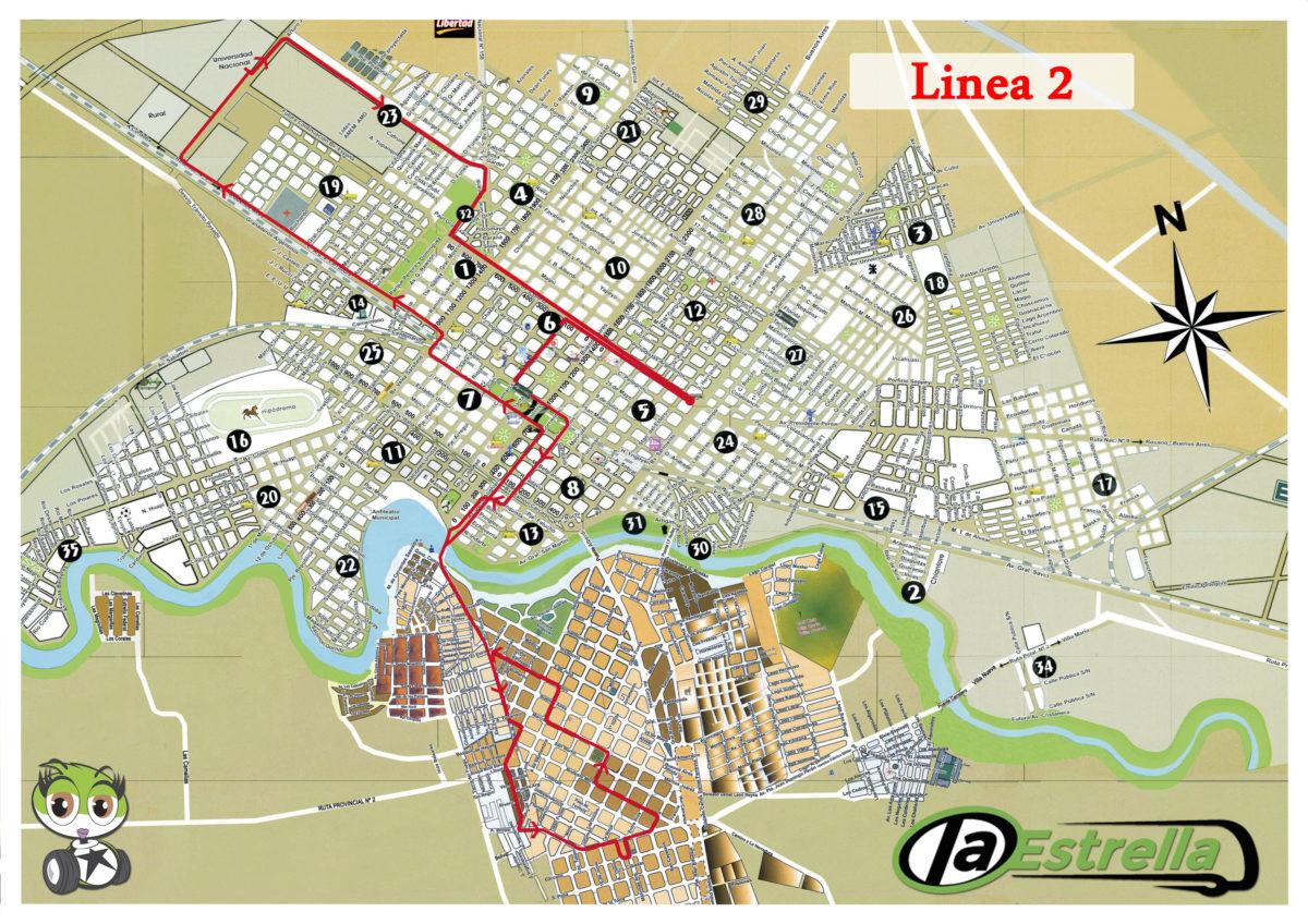 LINEA 2 nueva