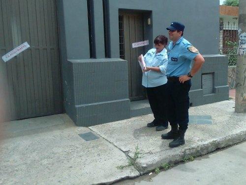 Tras un incendio, clausuraron otra fundición en Villa Nueva