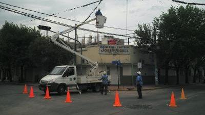 El domingo habrá cortes de luz en 7 barrios