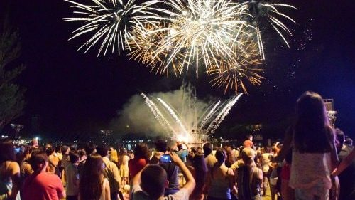 Se terminó la espera: fijaron fecha para los fuegos artificiales