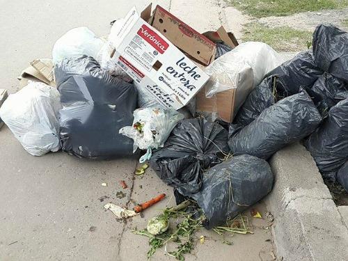 basura villa nueva-