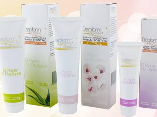 Advierten retiro de venta de un lote de crema depilatorias