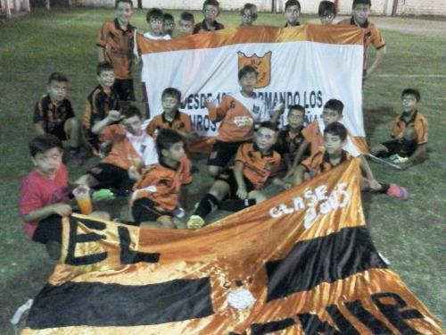 El Porvenir ganó la Copa Ciudad de Villa Nueva