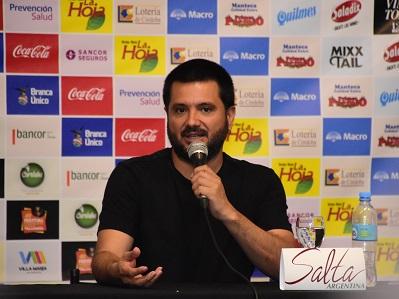 """Jorge Rojas: """"Estoy en una nueva etapa acompañado de mi familia"""""""