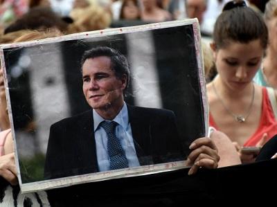 Nisman fue asesinado, según dictamen del fiscal Ricardo Sáenz