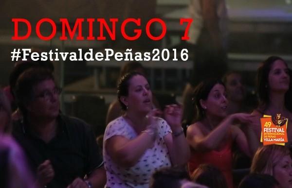 El resumen de la tercera noche del Festival de Peñas