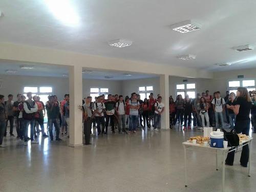 UTN: Comenzó el cursillo de ingreso para más de 150 alumnos