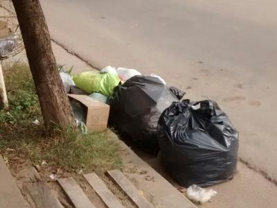 Villa Nueva: siguen reclamos por basura amontonada en calles