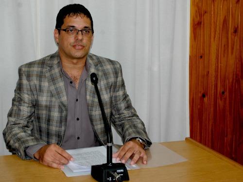Graglia anunció que volverá el Comando Radioeléctrico a la ciudad