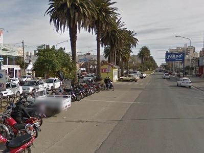 Encontró en un estacionamiento la moto que le habían robado