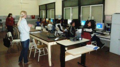 Tercer año de capacitaciones entre el Leibnitz y CENMA Villa Nueva