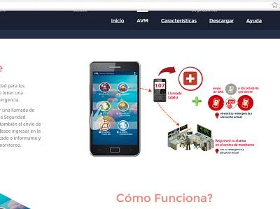 """La aplicación """"Alarma Villa María"""" ya se puede descargar en el celular"""
