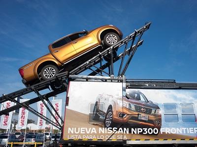 Nueva Nissan generará 3 mil puestos de trabajo