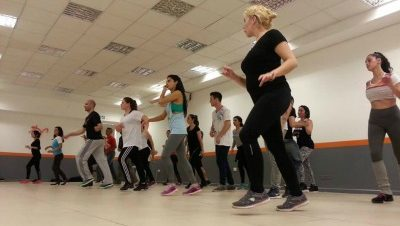 Jornada de danza y zapateo en el Instituto Integral de Arte