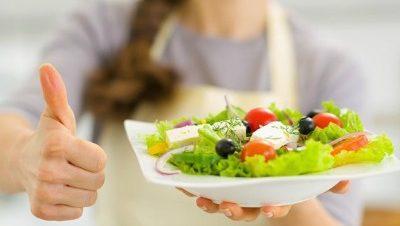 10 claves para tener una alimentación saludable
