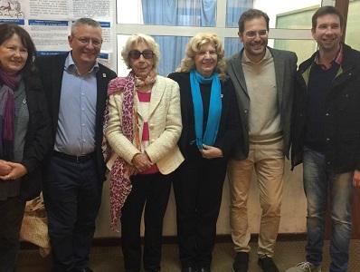 Olga tiene 85 años y logró su segundo título universitario