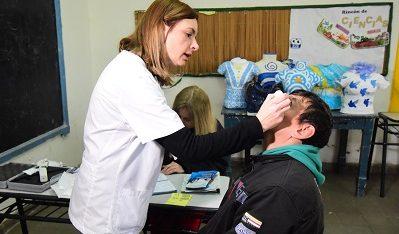 Cada vez más gente es atendida en los centros municipales de salud