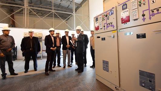 EPEC hará obras para ampliar la capacidad en el sureste provincial