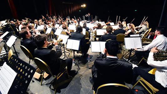 La Orquesta Sinfónica, dirigida por un alemán, hará música de películas
