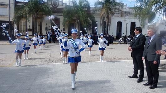 Villa Nueva festejó sus 190 años durante toda la jornada