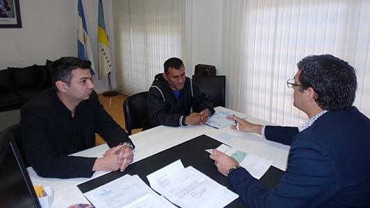 Bomberos de Villa Nueva recibieron subsidio para equipos
