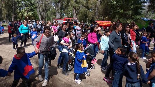 Villa Nueva sopla fuerte las 190 velas de su cumpleaños