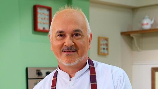 El pastelero Osvaldo Gross dicta curso en Villa María