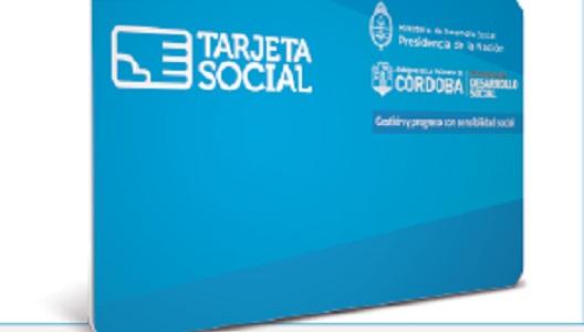 Disminuyó el 60 por ciento el padrón de la tarjeta social en Villa Nueva