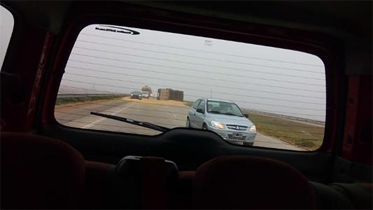Mañana complicada en la autopista Córdoba – Rosario