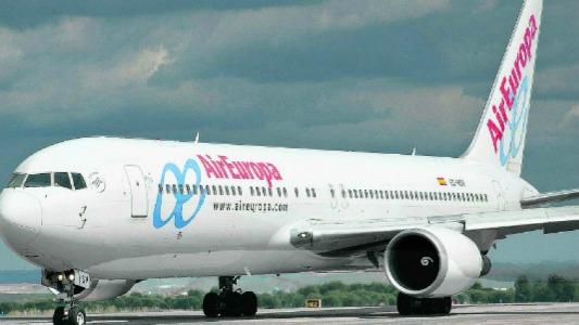 Habr cuatro vuelos semanales directos desde c rdoba a for Oficinas air europa madrid