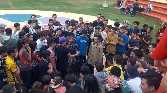 Batallas de rap: Cómo anotarse para el torneo que lleva al ganador a Córdoba