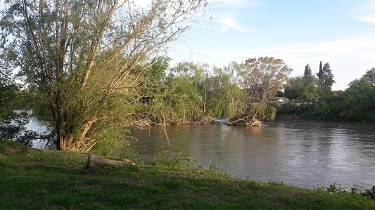 Adolescente de 16 años fue rescatado por Guardavida en el río Ctalamochita
