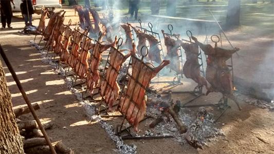 """A puro cordero"" se presentó la segunda fiesta provincial"