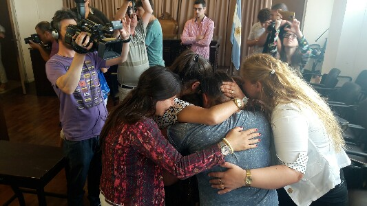 """12 años de prisión para Pessuto por el homicidio del """"Colorado"""" Negro"""