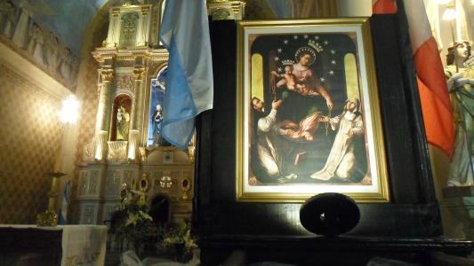 Habrá misas en italiano una vez por mes en el San Antonio