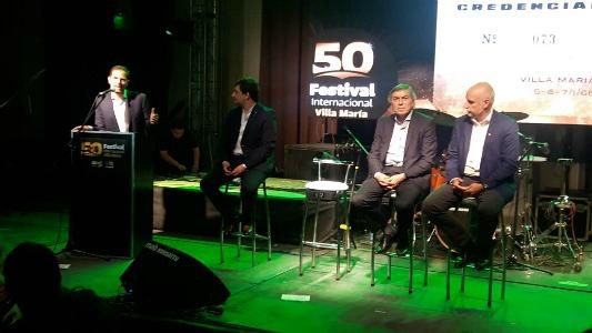 En Vivo: Seguí la presentación del Festival de Peñas 2017