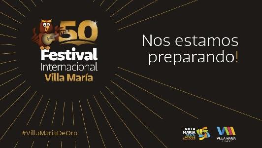 Festival: Comienza la cuenta regresiva para #VillaMariaDeOro