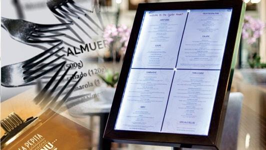 Los locales de comidas deben exhibir el listado de precios