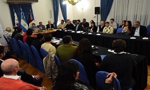 El Consejo de Partidos Políticos aprobó el reglamento que lo regirá