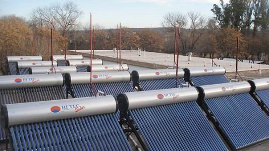 La energía alternativa ahorra hasta un viaje por año