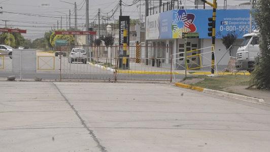 Tío Pujio inaugura cuadras de pavimento en dos calles