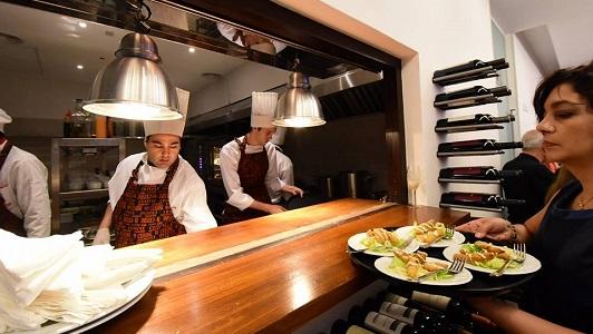 Así es el nuevo restaurante escuela que abrió en Villa María
