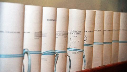 141 egresados de la UNVM recibirán sus diplomas profesionales