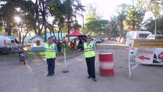 Por el Campeonato de Enduro estarán cortadas calles en Villa Nueva