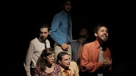 El elenco Desatanudos sale a escena en pleno verano