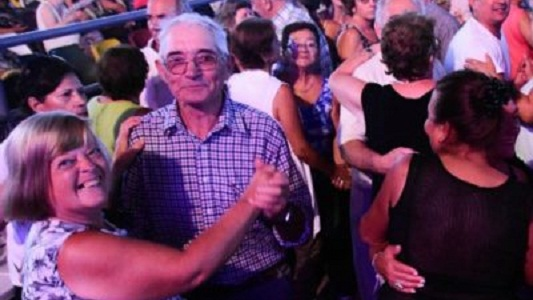 Festival Adultos Mayores