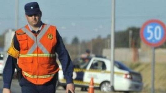 Aumentan las multas de la Caminera: 8 mil las más graves