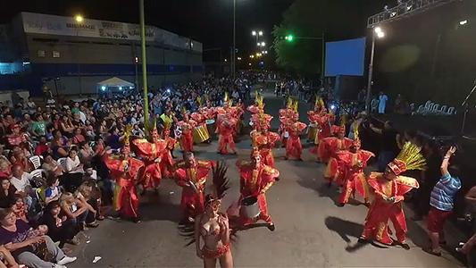Carnavales de Villa Nueva, contra viento y lo que venga