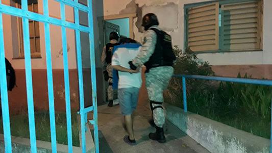 Incautan cocaína y marihuana en Bell Ville: 3 detenidos